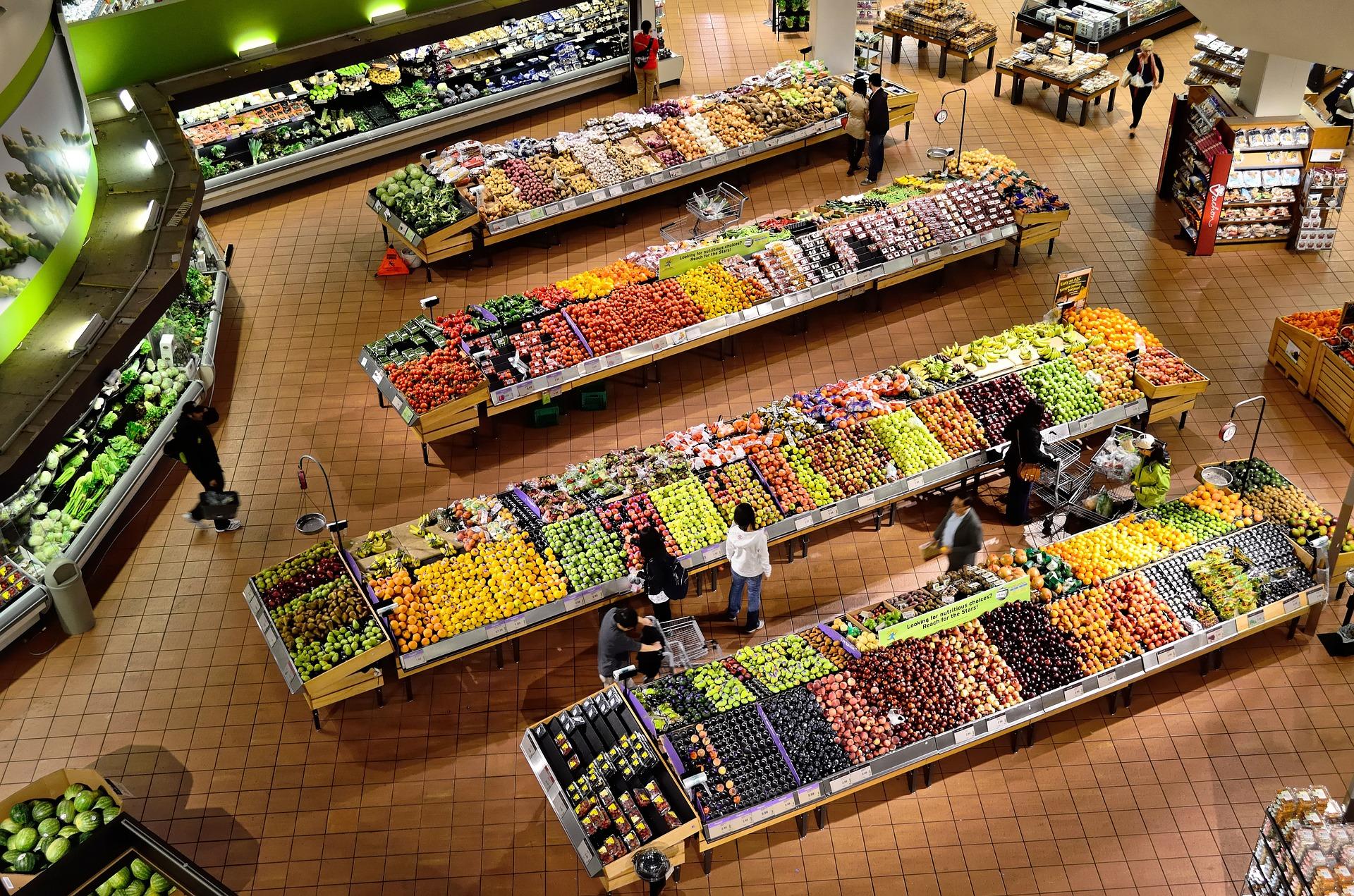 Dagligvarehandel